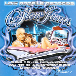 Low Profile Records -  Slow Jams Vol. 1 (2006)