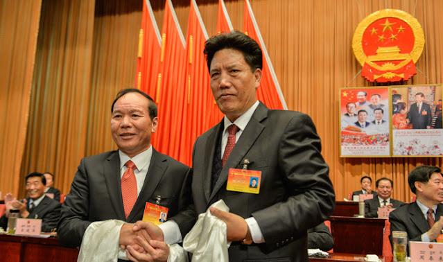 Where is Lobsang Gyaltsen?