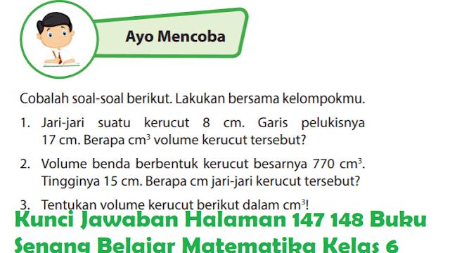 Kunci Jawaban Matematika Kelas 6 Halaman 77 Brainly