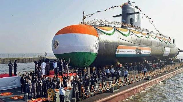 tầu ngầm Ấn