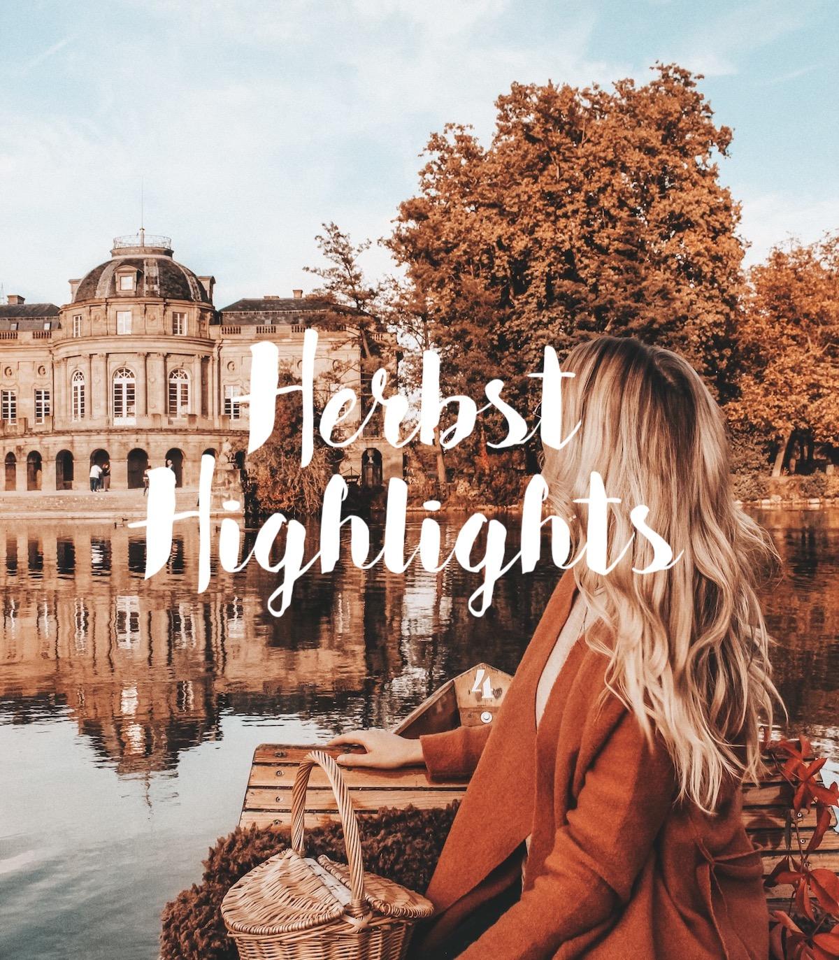 Herbst Highlights TheBlondeLion Region Stuttgart Herbst Spaziergänge Schönstes Airbnb Vorarlberg
