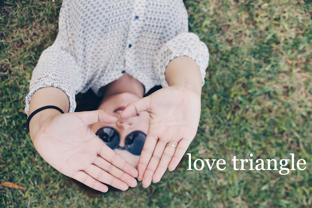 most adults are concerned in a very love triangle.