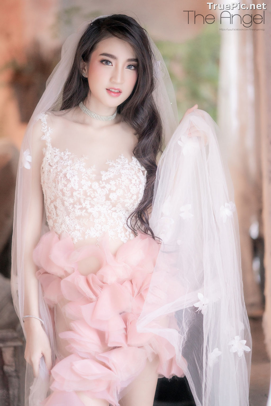 Image Thailand Model - Minggomut Maming Kongsawas - Beautiful Bride Concept - TruePic.net - Picture-3