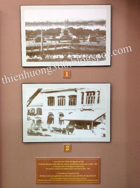 Toàn cảnh kinh thành nhà Nguyễn tại Huế