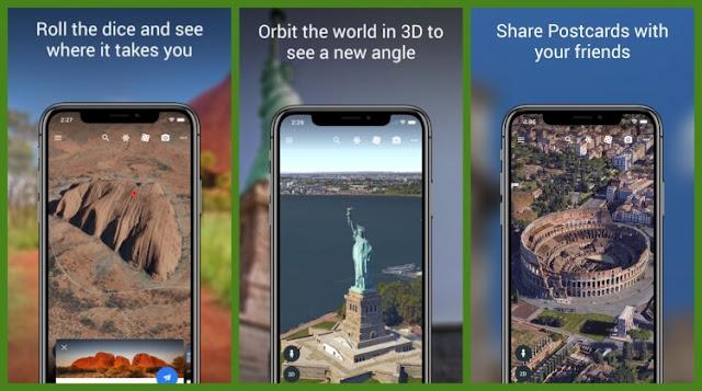 Download Google Earth Iphone Ipad