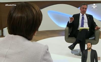 Ministro Luís Roberto Barroso/ Crédito: Reprodução /TV Cultura