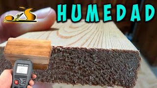 Humedad en la madera como identificarla