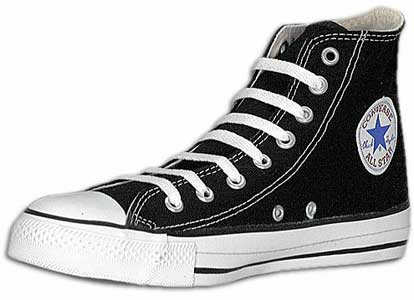 e0078940a26a Black Converse High Tops - Are They Still As Popular Today As When ...