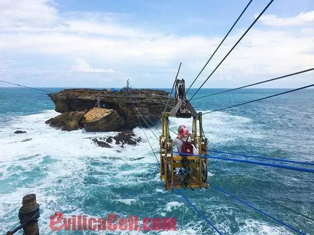 Wisata Alam Ekstrim Di Indonesia