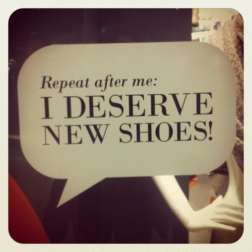 Big Girl Boots Quotes: Bytes: Some More Quotes About Women's Shoes