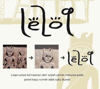 leloq belu merupakan brand kolektif hasil kerja kreatif
