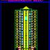 مخطط عمارة سكنية متعددة الطوابق (R+15+ss) اتوكاد dwg