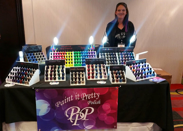 Paint It Pretty Polish - Sherri | Indie Expo Canada Exclusive Swatches & Interview