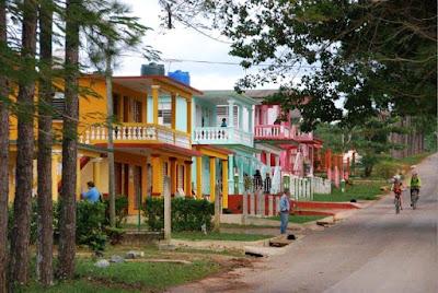 Cuban Houses