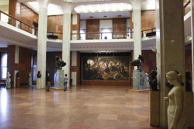 História da Galeria Nacional Húngara