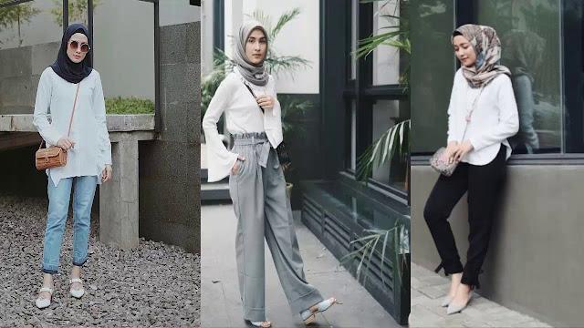 Tips Memilih Fashion Hijab Untuk Anak Remaja
