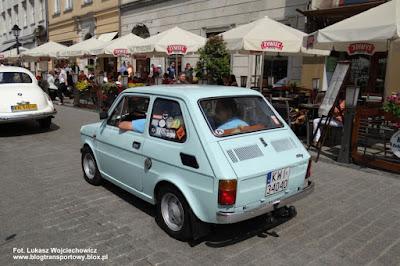 Polski Fiat 126p, Rajd Krak 2013