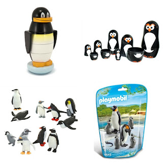 Penguin Gift Ideas for Kids