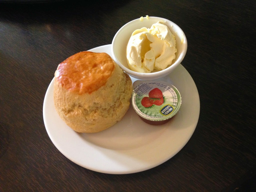 Bath Assembly Room Scones