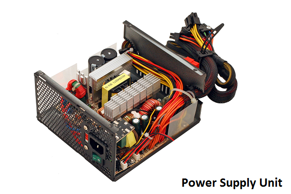 pengertian dan fungsi power supply komputer