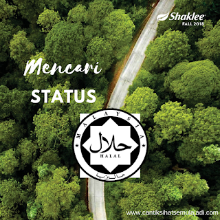 Status Halal Produk Shaklee  Sijil Halal Shaklee Tahun 2019