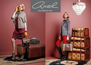 1beb105072c Είδαμε την καμπάνια και τη συλλογή Axel accessories Φθινόπωρο/Χειμώνας 2013- 2014 και τώρα η αγαπημένη εταιρεία Axel accessories μας παρουσιάζει το νέο  ...