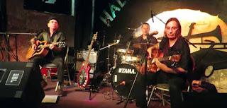 Jack Bon Slim Combo au Gartempe Blues festival le 15-10-2016…