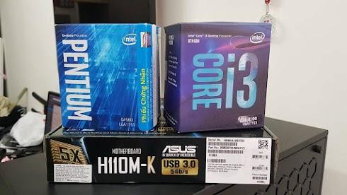 Hướng dẫn mod BIOS cho Mainboard ASUS H110M-K, D, E, CS chạy CPU Intel CoffeeLake