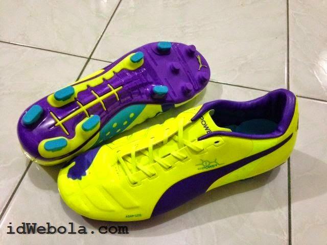 Sepatu Puma Evo Power Lime