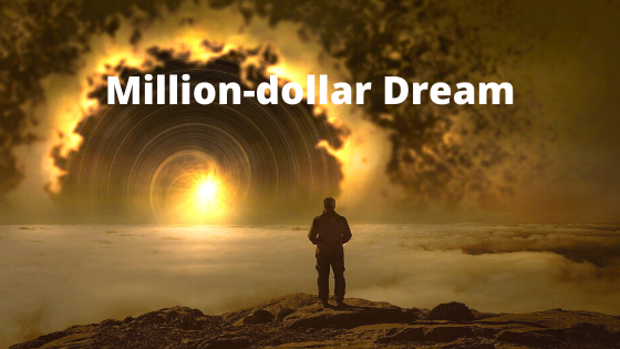 Million-dollar Dream Motivational English story