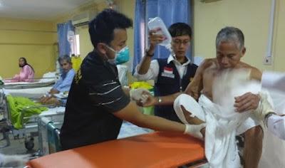 Evaluasi Tim Pengawas Kesehatan Haji 2017 Ini