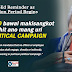 DepEd Reminder as Election Period Begins