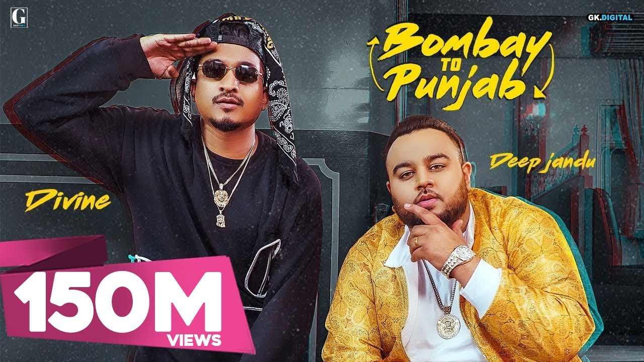 Bombay To Punjab Lyrics Deep Jandu X Divine