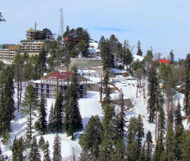 Changla Gali is one of the tourist mountain resorttowns of the Galyat area of Pakistan