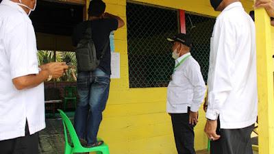 Program Pelalawan Terang Dinikmati Oleh 4 Desa Kecamatan Kuala Kampar ini