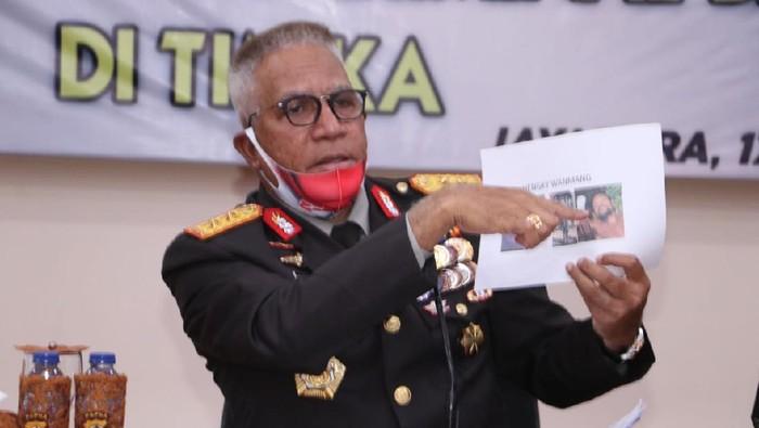 Pimpinan KKB Papua Hengky Wanmang Gugur dalam Operasi Tim Gabungan di Papua