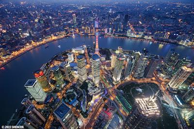 Lugares para visitar y conocer en Shangai - China