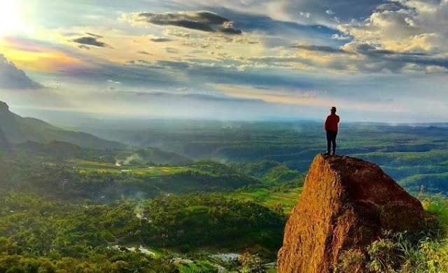 Gunung Bedes : destinasi wisata desa ngadirojo sooko ponorogo