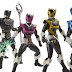 Psycho Rangers ganham set especial na linha Lightning Collection de Power Rangers