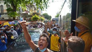Myanmar Klasifikasi Pemerintah Bayangan sebagai 'Organisasi Teroris'
