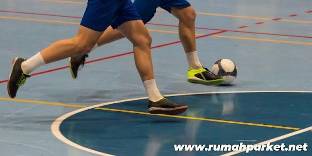 Jenis Lantai Untuk Lapangan Futsal Indoor - lantai interlock