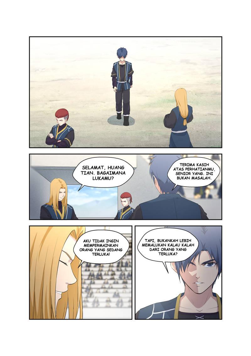 Heaven Defying Sword Bahasa Indonesia Chapter 51