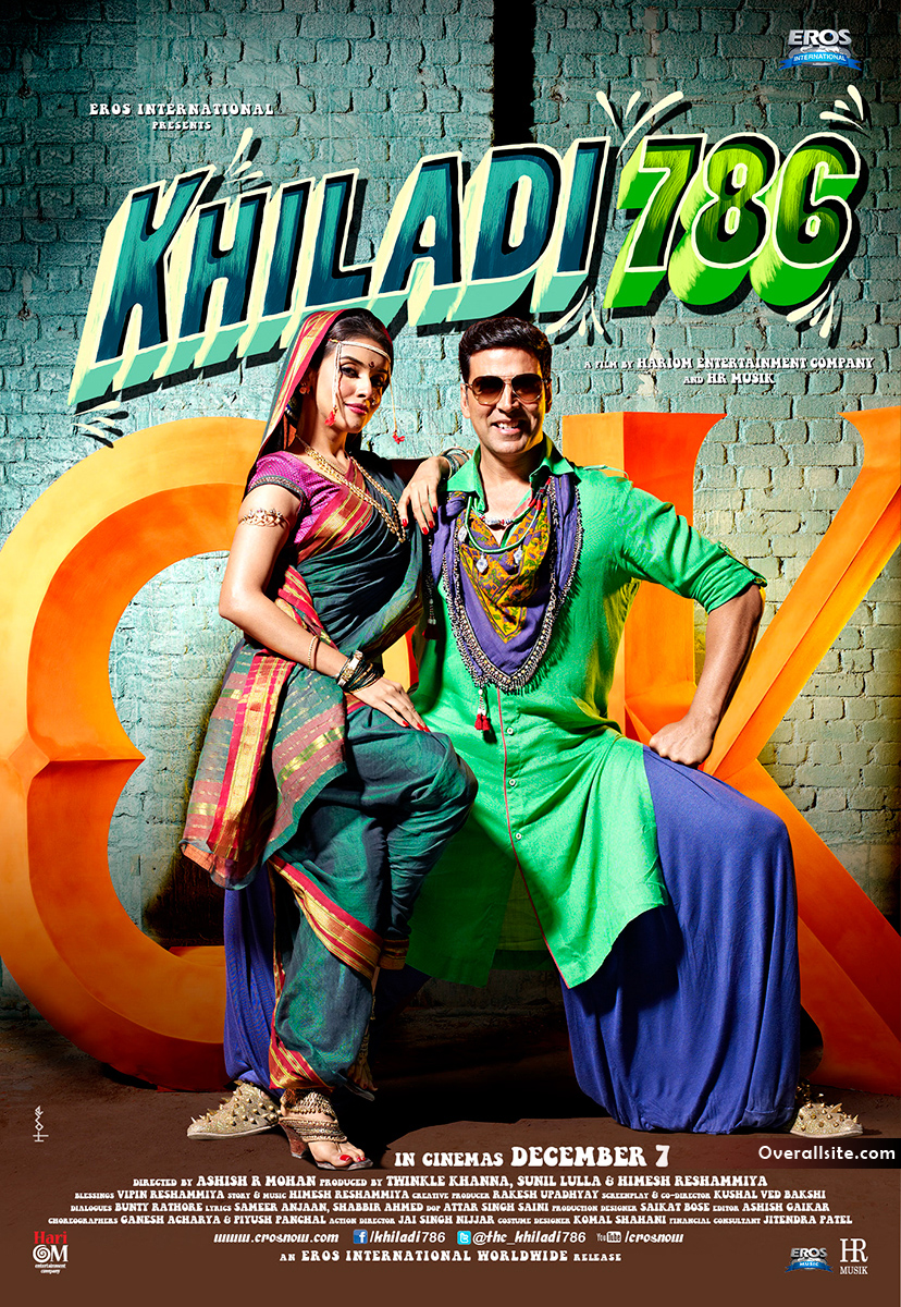 Khiladi 786 (2012) Hindi Movie Songs Download