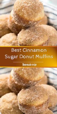 Best Cinnamon Sugаr Donut Muffіnѕ  #dessert