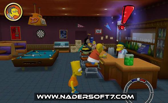 تحميل لعبه Simpsons | كامله للكمبيوتر مضغوطه