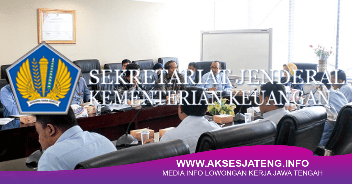 Lowongan Receptionist KPTIK BMN Semarang Februari 2018