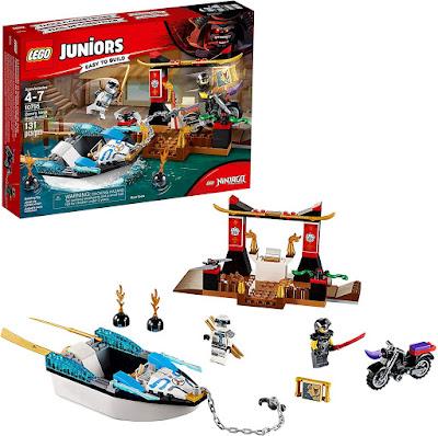 Lego Ninja Boat