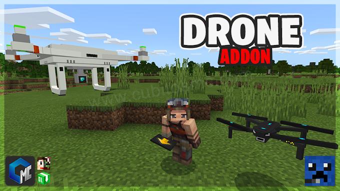 Drone addon (Addon)