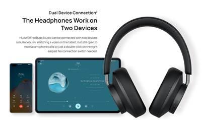 Huawei FreeBuds Studio: o mais recente membro da Huawei Audio Family