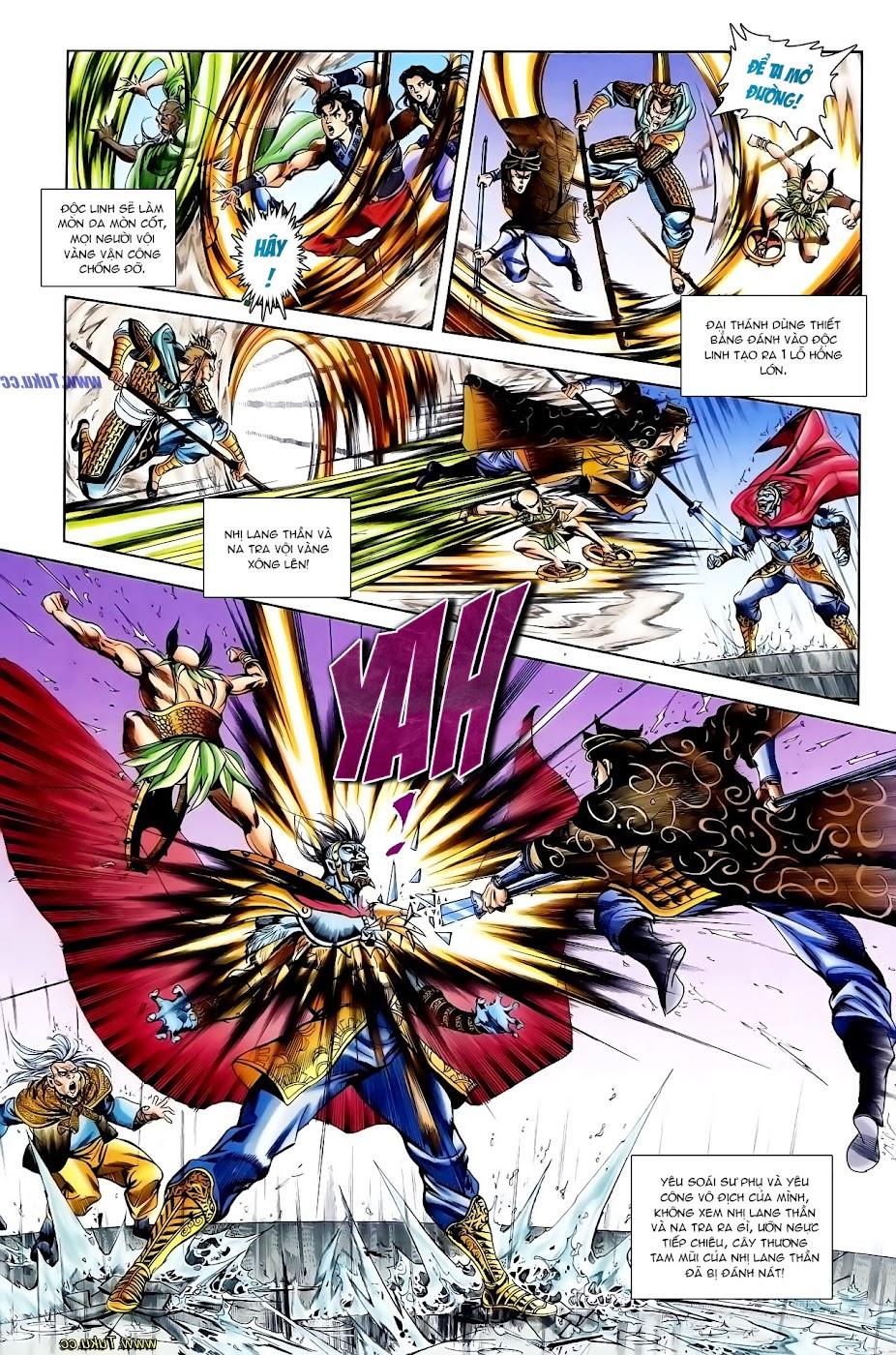 Cơ Phát Khai Chu Bản chapter 109 trang 13